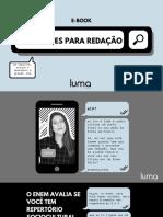 [E-book] -  125 Alusões Para Redação -