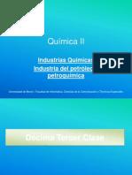 quimica petroquimica plastico Unidad 11 Ppt