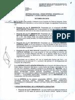 Ley que elimina los candados al uso de la fuerza letal que tenía la PNP
