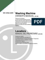 Washing Machine Owner's Manual