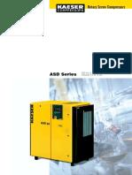 Kompresory Kaeser 18 30kW ASD