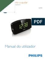 Manual rádio philips