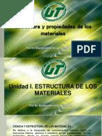 PARCIAL 1estructura y Propiedades de Los Materiales