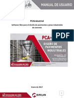 PCAindustrial Manual de Usuario