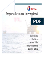 Empresa petrolera total
