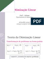 Otimização Linear-PO4-Introdução Ao Método Simplex
