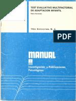 Tamai Manual