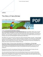 The Story of Hans Brinker _ Walkabout