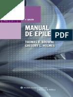 Manual de Epilepsia, 4a ed. - Thomas R. Browne.pdf