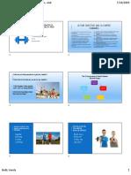 presentation handout