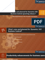 Whats new in Dynamics 365 Business Central.pptx