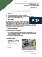 FE-PRÁCTICA 8. Construcción de Una Pila Química