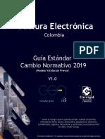 FECO_Guía Cliente Cambio Normativo UBL2.1 Carvajal