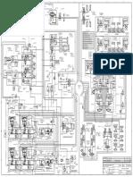 Diagrama Hidraulico Gav582 Link-belt RTC-80130