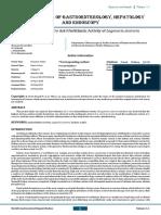 Evaluation of In Vitro Anti Urolithiatic Activity of Lagenaria siceraria