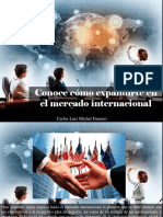 Carlos Luis Michel Fumero - Conoce Cómo Expandirte en El MercadoInternacional