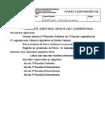 2ª RO Cdesctmat 9-4-2007 T040907
