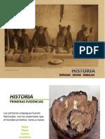 Historia Diapositiva Empaque