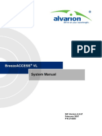 Manual Alvarion BreezeACCESS VL