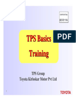 TPS Basics Trg Material(Supplier)