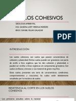 suelos cohesivos