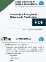 Proteção de Sistema de Distribuição