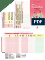 registro de logros de matematica-kit de evaluacion proceso -2° grado