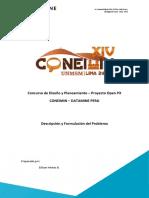 Descripción y Formulación de Proyecto OP