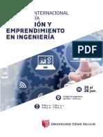 Ponentes_congreso Internacional de Ingeniería - Piura 2019