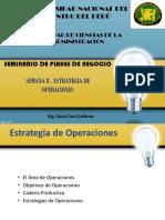 9 Estrategia de Operaciones