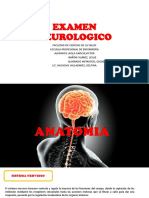 Neurologic o