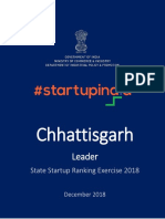 Startup India - State Report_CG_Final