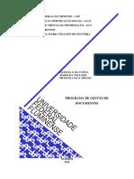 Trabalho de Programa de Gestão de Documentos