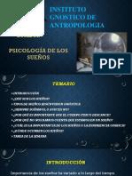 1. Psicologia de Los Sueños
