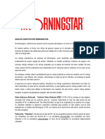 Descripción Analisis Cuantitativo Morningstar