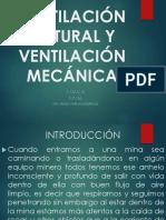 Ventilación Natural y Mecánica