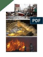 desastre naturales
