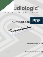 NumaStage Manual