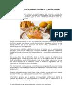 Historia Del Ceviche