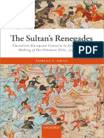 The Sultan's-renegades [Christian-European Converts-to-Islam and the Making of the Ottoman-elite, 1575-1610] by Tobias P. Graf [2017]
