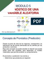 Modulo 5 Pronóstico de Una Variable Aleatoria (1)