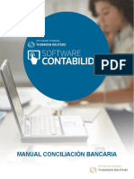 Manual Conciliacion Bancaria