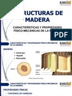 01 ESTRUCTURAS de MADERAS - Caracteristicas y Propiedades
