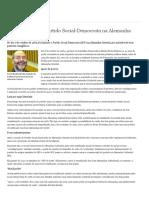 1989_ Criação Do Partido Social-Democrata Na Alemanha Oriental _ Calendário Histórico _ DW.com _ 07.10