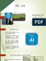 aluminio