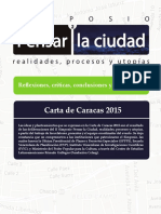 Carta de Caracas CELARG