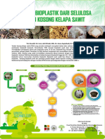 Oil Palm Bioplastik
