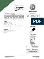 Datasheet FCH MOSFET