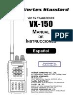 VERTEX VX-150