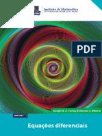eBook Equacoes Diferenciais-Licenciatura Matematica UFBA